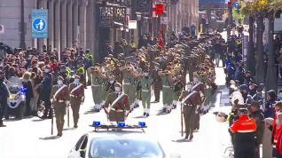 Homenaje a los héroes del Dos de Mayo en la Comunidad de Madrid