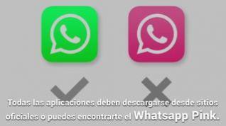 WhatsApp rosa, la peligrosa aplicación maliciosa que esconde un virus