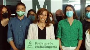 Mónica García liderará la oposición tras superar al PSOE en las elecciones de Madrid