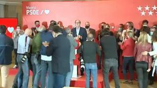 El PSOE digiere los resultados y el sorpaso de Mas Madrid