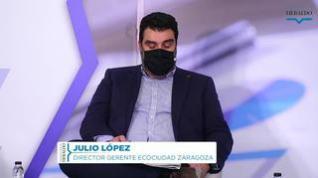 """Jordi Aguilera: """"Si algo distingue  a Aqualia es el desarrollo sostenible """""""