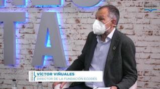 """Viñuales: """"Nuestros objetivo es que las empresas textiles usen algodón orgánico"""""""