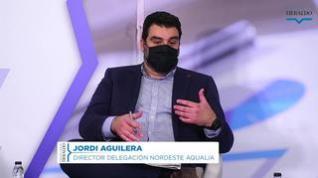 """Jordi Aguilera: """"Si algo distingue  a Aqualia es el desarrollo sostenible"""""""