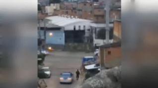 25 personas mueren en una redada contra el narcotráfico en Río