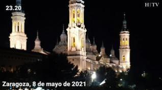 Así concluyó el estado de alarma en Zaragoza