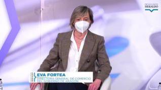 """Eva Fortea: """"Vivimos una impredecibilidad que genera inseguridad a comerciantes como emprendedores"""""""