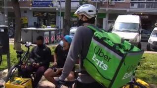 El Gobierno aprueba la Ley de 'riders'