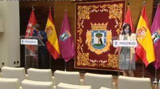 Cruce de acusaciones entre el alcalde de Madrid y delegada de Gobierno en una rueda de prensa