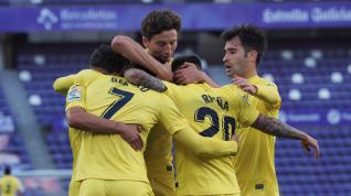 REAL VALLADOLID - VILLARREAL