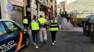 Detenido un hombre por atracar en establecimientos de alimentación y gasolineras en Zaragoza