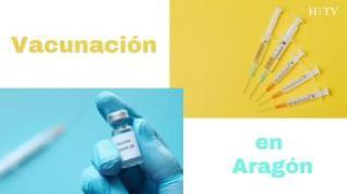 ¿Cuándo me toca vacunarme?: así avanza la campaña en Aragón