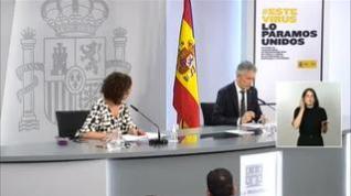"""Grande-Marlaska sobre la crisis en Ceuta: """"Se ha procedido ya a la devolución de 2700 personas"""""""