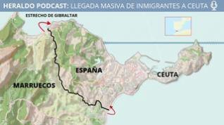 Podcast Heraldo: ¿Qué está pasando en Ceuta?