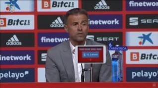 """Luis Enrique deja fuera de la Eurocopa a Sergio Ramos: """"No ha sido una decisión fácil"""""""