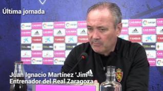 """Jim: """"Ante el Leganés no podemos pensar en vacaciones, el rival se juega algo"""""""