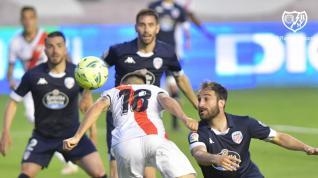 El Rayo Vallecano pierde frente al Lugo, pero jugará la promoción (0-1)