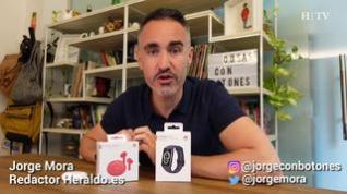 Huawei Band 6 y Free Buds 4i unboxing e impresiones