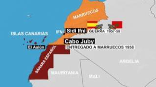¿Cuál es el origen del conflicto entre el Sáhara Occidental y Marruecos?