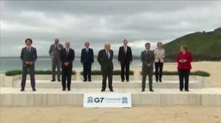 El G7 promete donar 1.000 millones de vacunas a los países más pobres