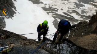 Rescate en el Pico Abadías