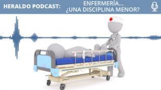 Podcast Enfermería… ¿una disciplina menor?
