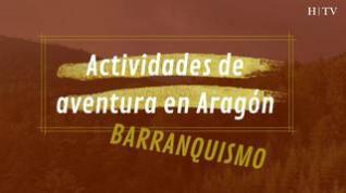 ¿Dónde puedo hacer barranquismo en Aragón?