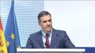 Pedro Sánchez anuncia que las mascarillas dejarán de ser obligatorias en la calle el 26 de junio