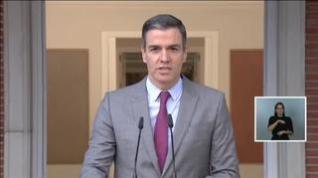 Sánchez destaca la parcialidad y condicionalidad de los indultos