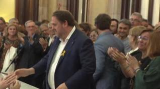 Partidos y Comunidades Autónomas reaccionan tras la aprobación de los indultos