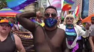 Hoy se celebra el día del Orgullo LGTB en medio mundo