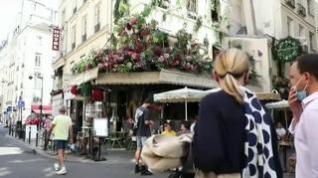 La variante Delta crece en Francia