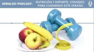 Nutrición y deporte: consejos para cuidarnos este verano