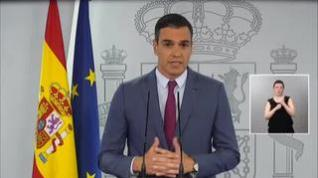 Sánchez refuerza la posición de Calviño y prescinde de Ábalos y Calvo