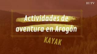 Ríos y pantanos donde se puede hacer kayak en Aragón