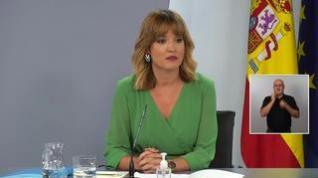 Pilar Alegría anuncia el reparto de más de mil millones a las CC. AA. para la educación