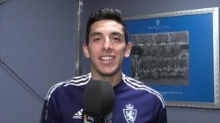 Fran Gámez, lateral derecho del Mallorca, primer fichaje del Real Zaragoza 21-22
