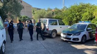 Patrullas conjuntas de la Guardia Civil y la Gendarmería en Alquézar