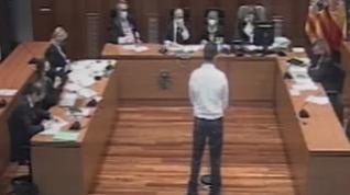 """Juicio en Zaragoza: """"Al intentar huir, tiró de mi cabeza y empezó a cortarme el cuello"""""""