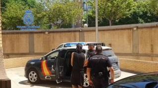 Detenido en Huesca tras robar dos coches, intentar arrollar a un policía y darse a la fuga a más de 200 km/h