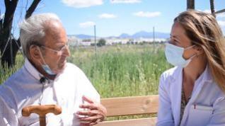 La Residencia Rey Ardid de Huesca celebra con sus usuarios sus cuatro meses de vida