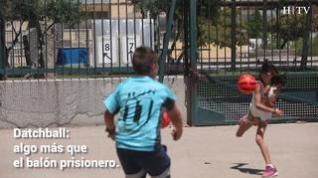 Vídeo del datchball en Utebo