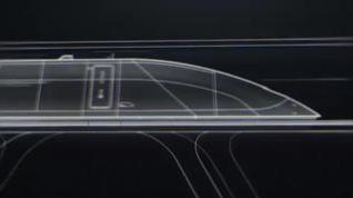 No es un tren, no es un avión, ¡es 'hyperloop'!