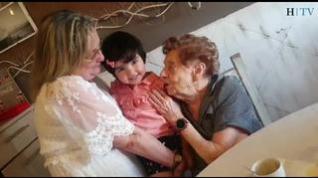 """Ana Lorao, 103 años: """"No pensaba que iba a llegar a esta edad"""""""