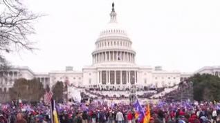 Cuatro policías obligan a EE. UU. a confrontar el horror del asalto al Capitolio