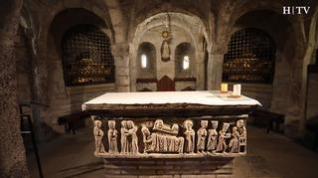 La singularidad y belleza de la catedral de Roda de Isábena