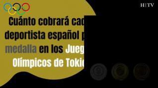 ¿Cuánto cobrará cada deportista español por medalla en Tokio? ¿y los atletas de otros países?