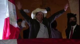 Pedro Castillo toma posesión como nuevo presidente de Perú