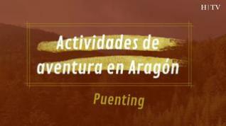 Los mejores lugares para hacer 'puenting' en Aragón