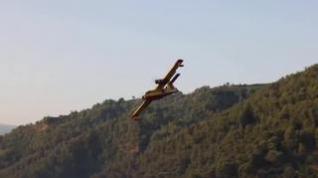 Los incendios forestales ponen en jaque varias zonas de Grecia, Italia y Turquía