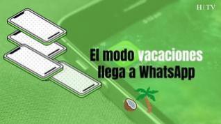 WhatsApp en 'modo vacaciones': qué es y cómo se activa